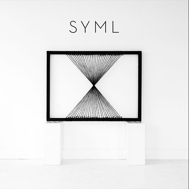 Album cover from Syml's album 'Syml'